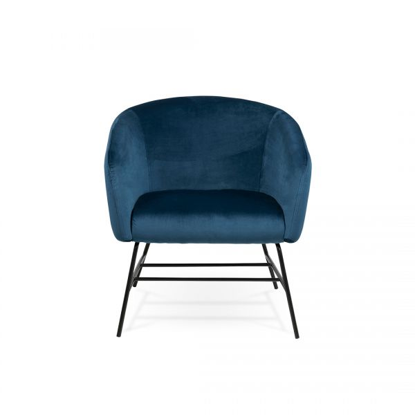 Remy Resting Chair Navy Blue