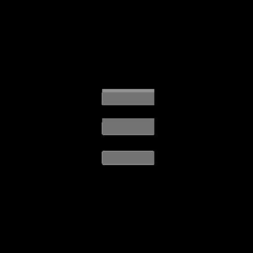 Roma Bookcase 3 Shelves